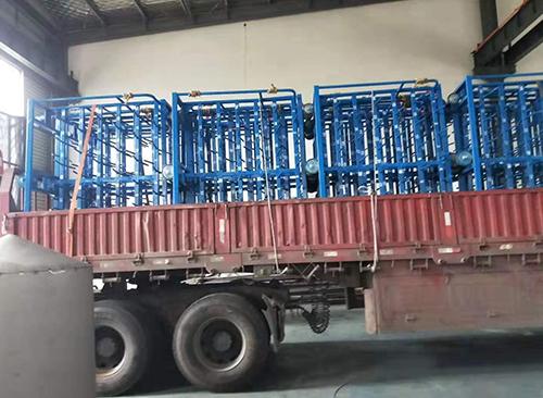 上海纺丝车案例