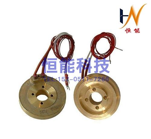 铸铜电热器