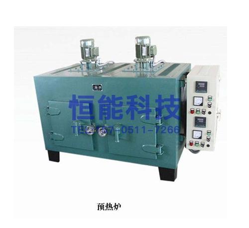 热风循环箱式预热炉